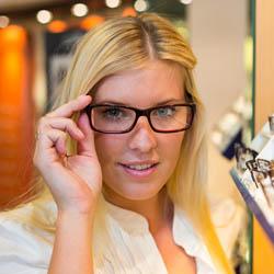 Glasses in Rego Park