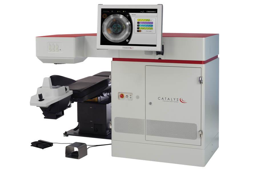 catalys laser